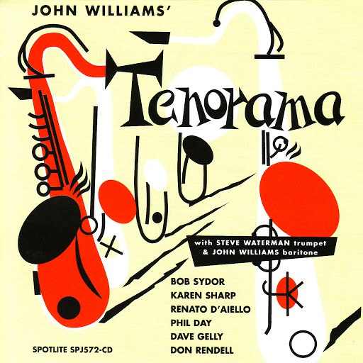 John Williams альбом John Williams' Tenorama