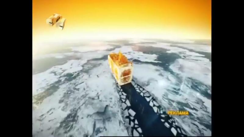 Рекламные заставки (СТС, зима 2010-2012)