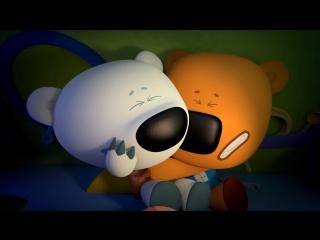 Ми-ми-мишки - Ми-ми-мишки - Страшилки - Новая серия 59 - прикольные мультфильмы для детей