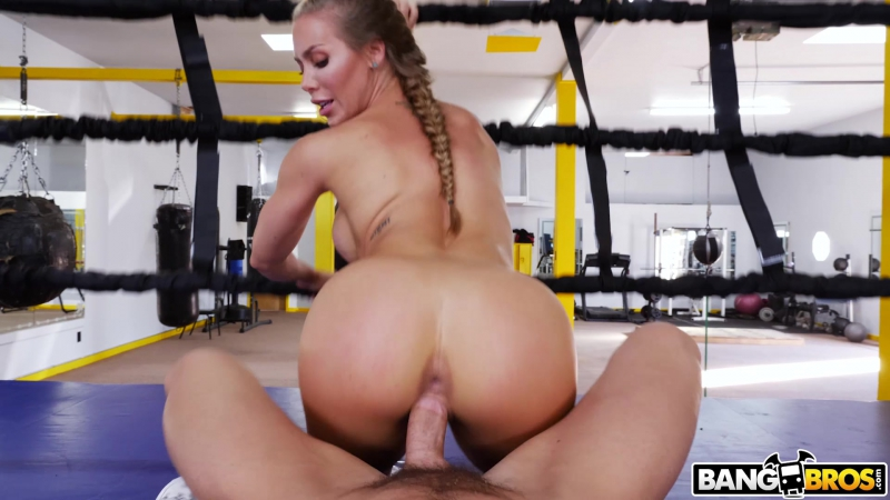 Nicole Aniston ( Creampie During A Hard Work Out) sex
