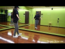 BTS (방탄소년단) - Go Go (고민보다 Go) dance tutorial (mirror, slow).mp4