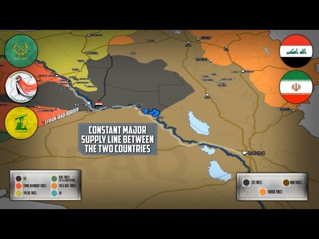Разгром Халифата: последние дни ИГИЛ как террористического государства в Сирии ...