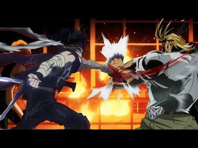 Boku no Hero Academia Season 2「 AMV 」- All Of Me