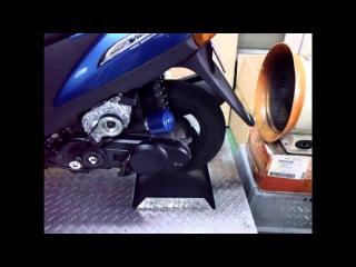 アドレスV125 スーパーチャージャー ADDRESS V125 supercharger power