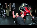 Gen-Tec Nutrition — Gary and Justin train incline dumbbells