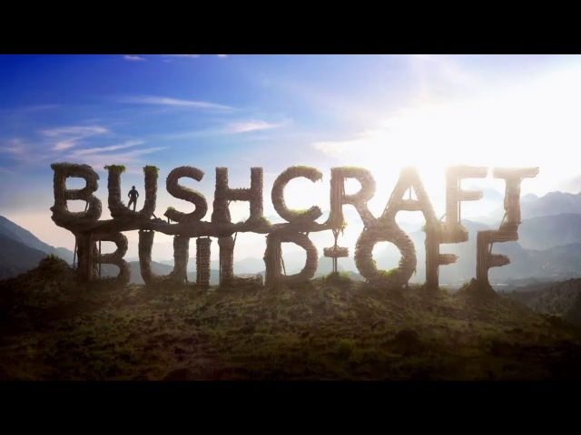 Discovery Bushcraft Build Off S 1 E 1 / Бушкрафт: лесная лига