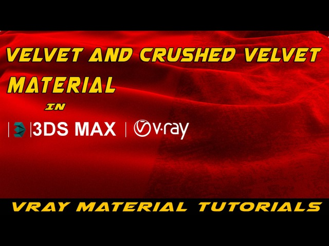 Velvet and Crushed velvet