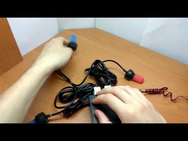 Импульсные стробоскопы для авто с Aliexpress
