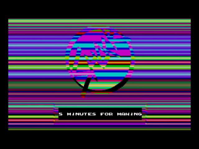 ZX Spectrum 48 128k Shock Megademo 1992