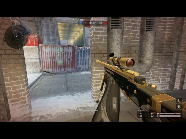 2 против 3_CLAN Н_а_й_С_Warface_Ангар