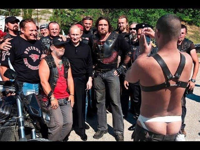 Демура Путин и Залдостанов познакомились в гей клубе Германии