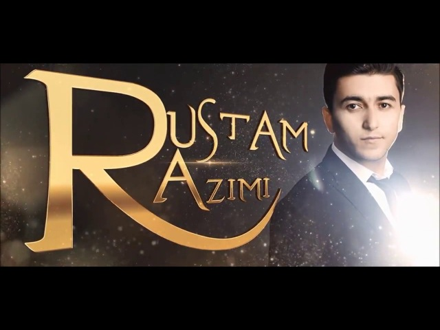 Rustam Azimi Рустам Азими дуои Модар - RAW PRO
