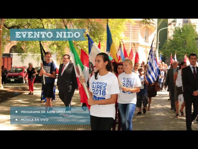 Buenos Aires 2018: Mirá lo que hicimos