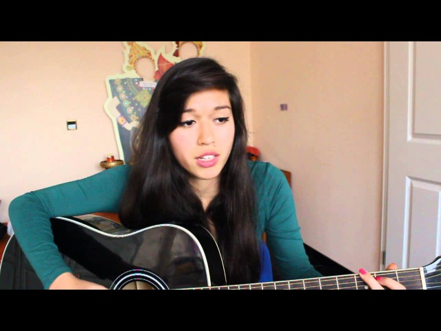 Katy Perry - Unconditionally (Live Acoustic Cover by Alina Gerstner) อาลีน่า