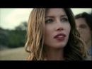 Revlon Jessica Biel Just Bitten Lipstain Balm ad rec. 11/4/10