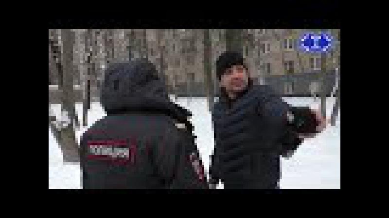 Бандиты напали на жителей. ул. Кравченко,16 (08.12.17)