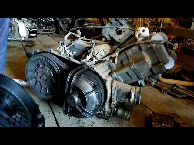 Квадроцикл Stels 700D проект «ДРОВА» - Вариатор!