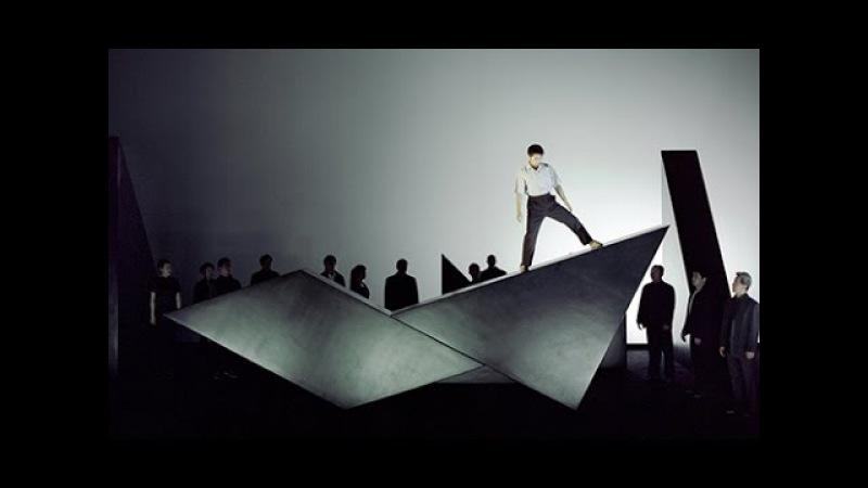 LES SEPT PLANCHES DE LA RUSE - Aurélien Bory avec 14 artistes de l'Opéra de Dalian (Chine)