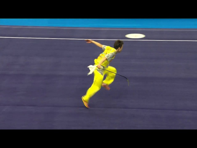 [14th WWC] Men's Daoshu - Zhifeng Li - 1st - 9.72 [CHN]