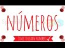 Learn the numbers in Spanish | Los números en Español | Learn Spanish
