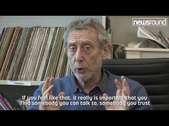 Michael Rosen talks about his son's death
