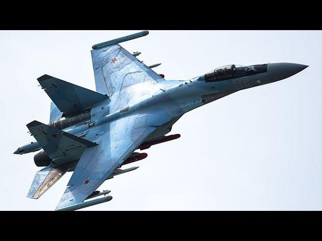 Убийца «Стелса»: главные факты о новейшем истребителе Су-35 за 90 секунд