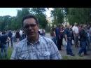 019 Гуренков дает интервью