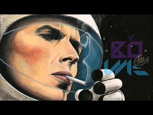 David Bowie and Kristen Wiig - Space Oddity