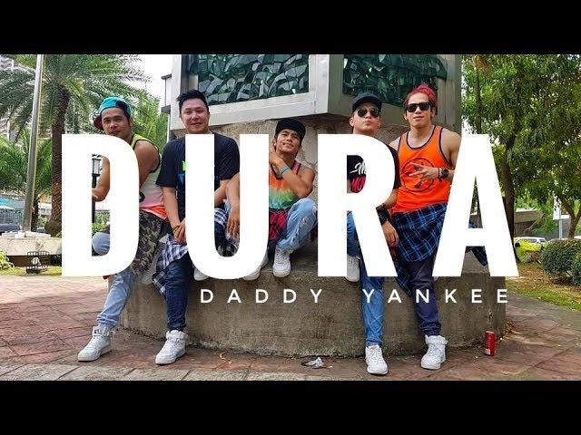 DURA by Daddy Yankee | Zumba | Reggaeton | Kramer Pastrana Fritz Tibay
