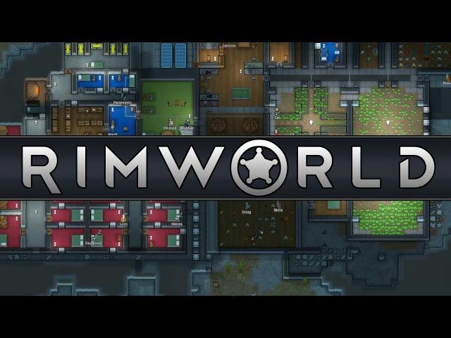 Стриииимчик RimWorld Новая колония