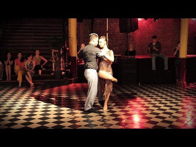 Tango Martina Waldman y Jose Fernandez 17 6 2017 La Tentation 2 4
