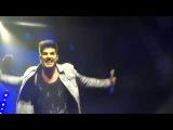 Queen + Adam Lambert - Somebody To Love @ Kaunas, 17.11.2017