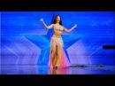 Irina Shevchenko on Georgia's Got Talent 2017