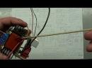 Полумостовой преобазователь для индуктора трансформатора тесла с режимом моду ...