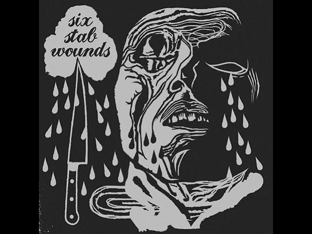 Boris Viande - Six Stab Wounds CD [2017]