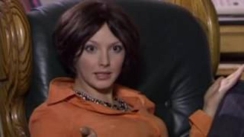 Авантюристка 1 серия из 20 детектив, боевик, криминальный сериал