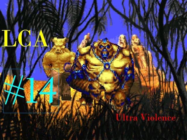 LCA Epic2.wad - Прохождение и комментари. Новые приключения [map16] 14 Часть Ultra Violence