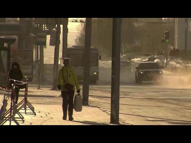 ВСибири ина Дальнем Востоке установилась аномально морозная погода