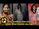 12 Artis Indonesia pakai Kostum Unik Untuk Rayakan Halloween No 8 paling Serem