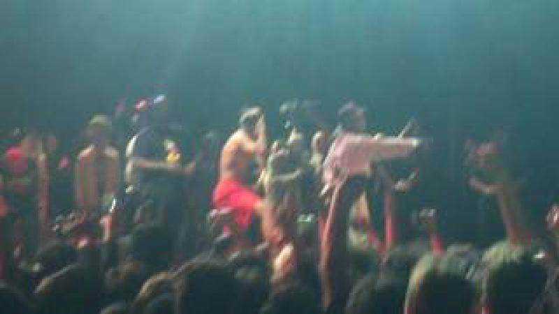 XXXTentacion - ImSippinTeaInYoHood (Live in LA, 6/6/17)