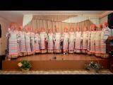 Народный хор работников культуры - уральская плясовая