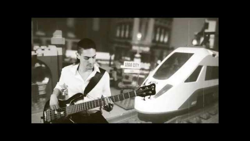 DDT - Дождь (Антон Гинзбург Bass cover)