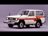 Nissan Safari Hard Top 24 Ride AD 160