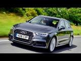 Audi A3 Sportback 2 0 TDI S line UK spec 8V '2016