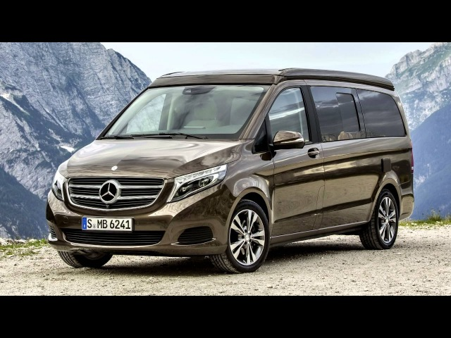Mercedes Benz Marco Polo 250 BlueTEC W447 2015–