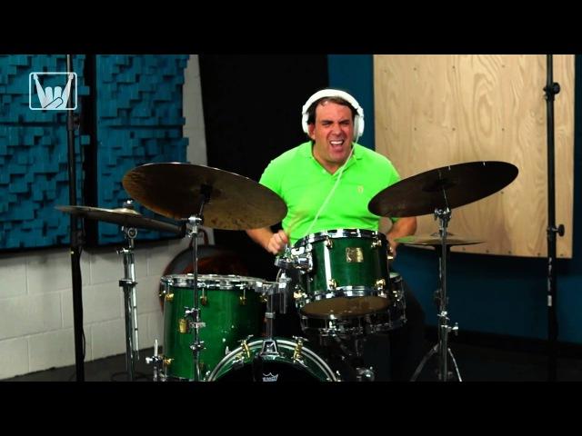 FullOnDrums.com - Jason Harnell Joe Bagg Performance