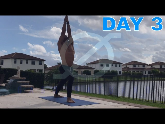10 DAYS YOGA CHALLENGE - DAY 3 - [Gratitude free Flowing]