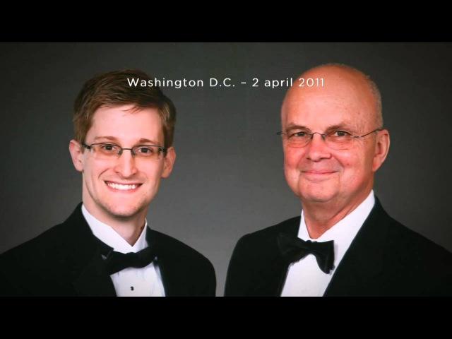 Dokument Utifrån: Snowdens Flykt