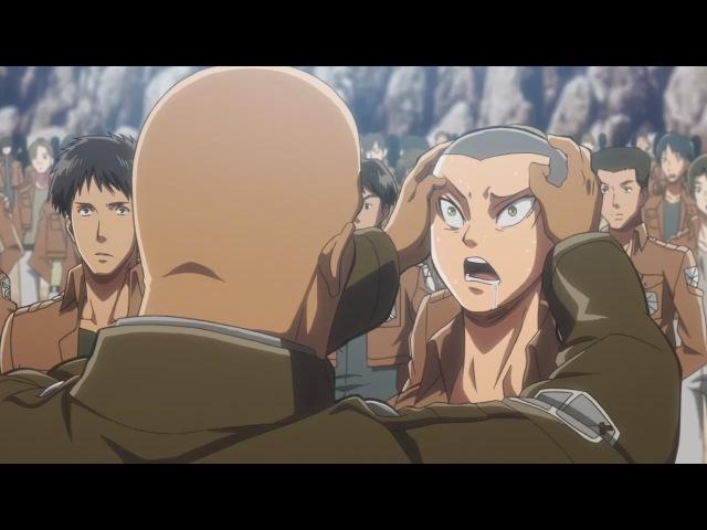 [StarFlame Studio] Вторжение титанов 03 серия \ Shingeki no Kyojin 03