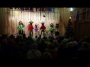 Танец Стиляги. Рождественский концерт танцевального коллектива Ровесники full hd